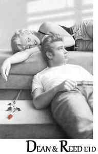 Marilyn Monroe / James Dean - Flute Song - Maxi Poster - 61cm x 91.5cm (0014)