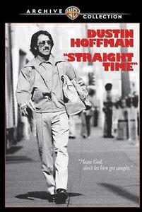 STRAIGHT TIME (1978 Dustin Hoffman) Region Free DVD - Sealed