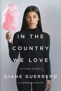 DIANE GUERRERO IN THE COUNTRY WE LOVE ORANGE IS THE NEW BLACK