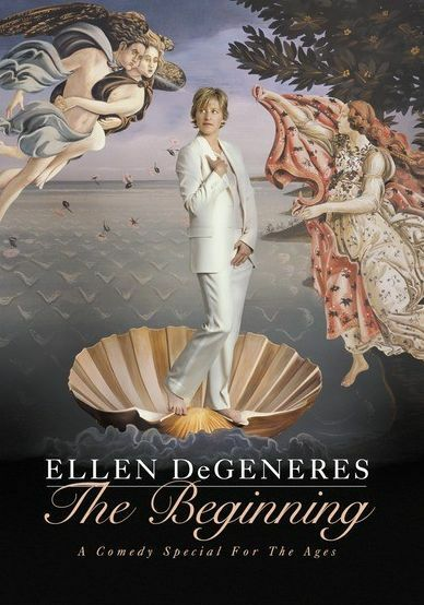 Ellen Degeneres: Beginning (Ellen DeGeneres) - Region Free DVD - Sealed