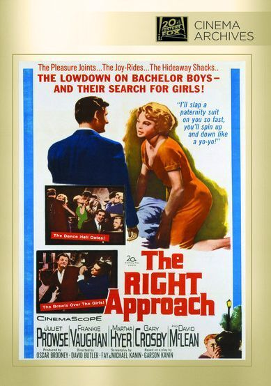 Right Approach - Region Free DVD - Sealed