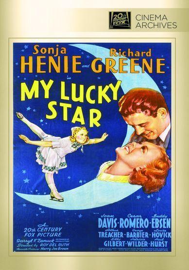My Lucky Star - Region Free DVD - Sealed