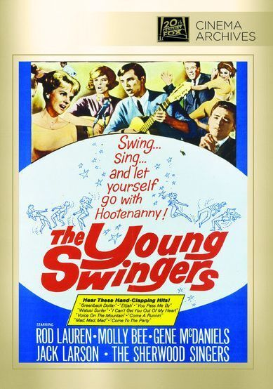 Young Swingers - Region Free DVD - Sealed