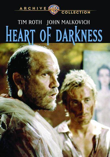 HEART OF DARKNESS (John Malkovich) Region Free DVD - Sealed