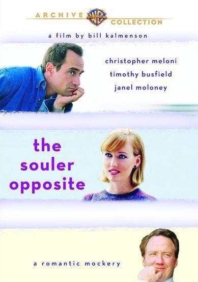 SOULER OPPOSITE - (1988 Christopher Meloni) Region Free DVD - Sealed