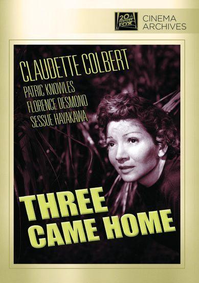 Three Came Home - Region Free DVD - Sealed