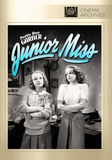 JUNIOR MISS (1945 Peggy Ann Garner) - Region Free DVD - Sealed