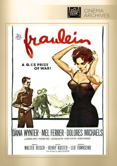 Fraulein - Region Free DVD - Sealed