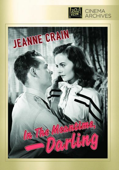 In the Meantime Darling - Region Free DVD - Sealed