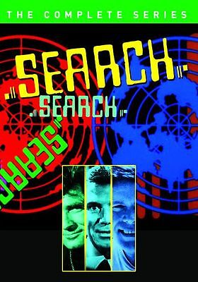 Search : The Complete Series (6 Disc) - (1972) Region Free Dvd - Sealed