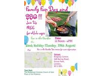 Family Fun Day and BBQ 2017 -FREE