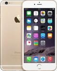 Refurbished: Apple iPhone 6 Plus 64GB goud