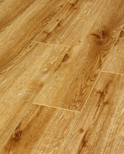 Details about pallet deals 12mm gloss laminate wood for Hardwood flooring deals