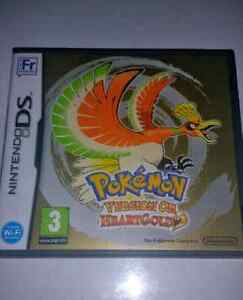 Pokémon version or    heartgold   non destiné à la revente