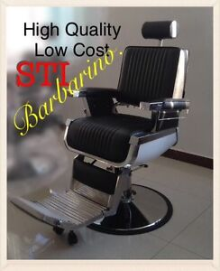 Barber Chairs salon furniture, styling chair NEW Canada wide del West Island Greater Montréal image 7