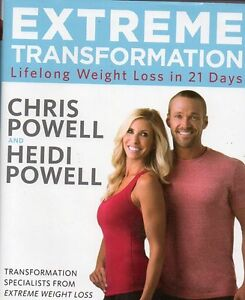 EXTREME TRANSFORMATION LIFELONG WEIGHT LOSS IN 21 DAYS NEW