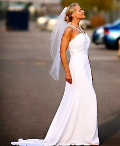 Gorgeous wedding Dress. Deal. Used for photo shoot.
