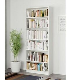 Ikea billy bookcase.