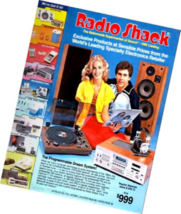 Wanted: 1980's Radio Shack toys, games, computers, stereos etc