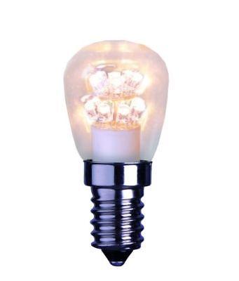 Deco Led (Leuchtmittel LED Decoline E14 Kerzenform klar  A++ ca.2100 K, 40 Lm 5,7x2,7c 230)