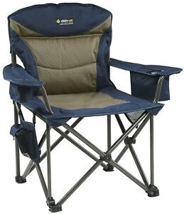 OZtrail-TITAN-Folding-Portable-Camping-Picnic-Arm-Chair