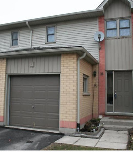 3 Bedroom Townhome With Garage For Rent