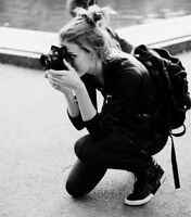 PHOTOGRAPHY STUDENTS WANTED