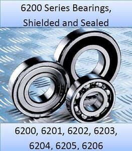 6200-Series-ZZ-and-2RS-Popular-Metric-Ball-Bearings-Select-your-size-FREE-P-P