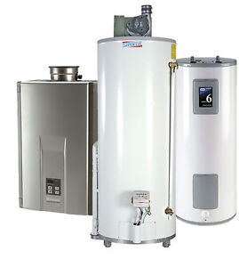 Hot Water Heater Rent to Own Upgrade 2 months free 24/7 service
