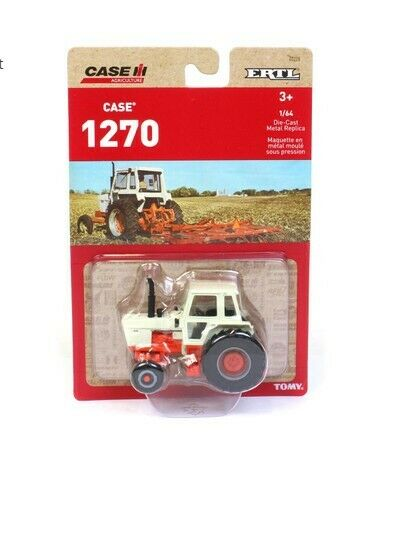 1/64 Case IH 1270 Wide Front Tractor - Ertl Toy