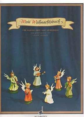 Mein Weihnachtsbuch für Klavier zwei & vierhändig Lothar Lechner