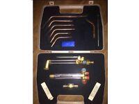 Wescol brazing kit