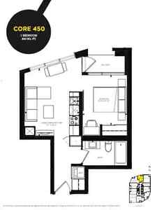 PRICED TO SELL - CORE Condos - Heart of Downtown Toronto