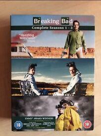 Breaking Bad Series 1-3 Box Set