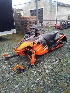 ARCTIC CAT ZR 9000 SP LTD - 2014