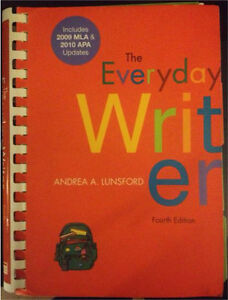 The Everyday Writer (4th Edition)