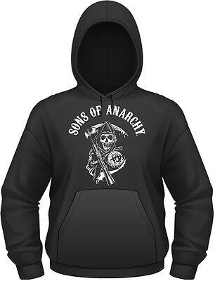 Sons Of Anarchy Classic Hoodie Sweater Kapuzenpullover Men Herren XXL (Sons Of Anarchy Herren Hoodie)