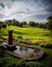 SOUS CHEF FOR BUSY GOLF CLUB