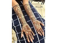 Professional Henna/ Mehndi Artist *Early 2017 Bridal Booking Discount*