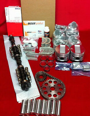 Cadillac 429 Master Engine Kit 1966 W/ Pistons Cam Gaskets Bearings Rings