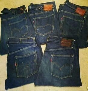 Buying vintage LEVIS ITEMS!