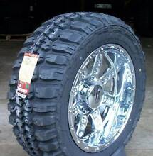 265/75R16 Federal Tyres Fawkner Moreland Area Preview