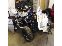 2012 QUADZILLA 450 SPORT BREAKING ALL PARTS AVALIBLE
