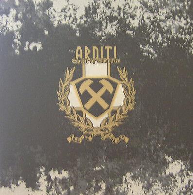 ARDITI Spirit Of Sacrifice LP black + BONUS Von Thronstahl Triarii Legionarii