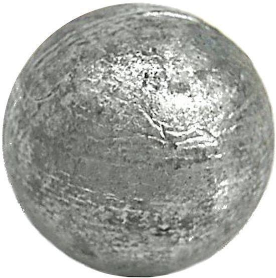 ZINC Metal Element Sphere 1lb 99.99%