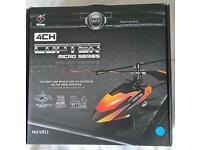 WL toys RTF 4ch micro RC Helicopter NO.V911