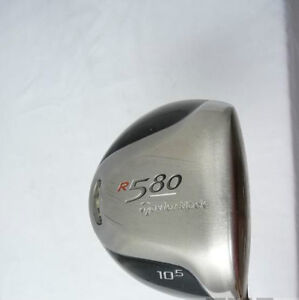 TaylorMade Golf R580 10.5° Driver Graphite Stiff Right Hand