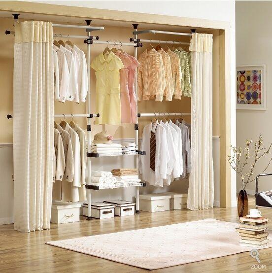 Clothes Wardrobe / Organizer/ Hanger/ Home Office/ Prince Hanger / Clothing  Rack