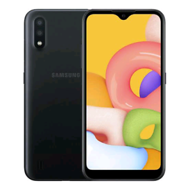 Samsung Galaxy A01 Duos (Dual Sim) Brand New 16gb Unlocked Open To All