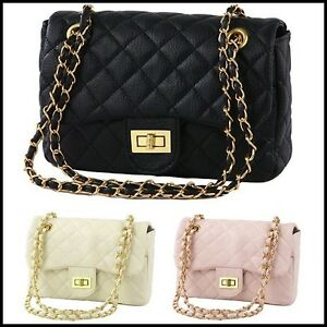 Chain Shoulder Strap Bag 113
